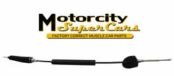 70-71-72 442 W-30 W-31 Cutlass Dual Gate Shifter Cable Console T-400 T-350