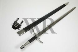 15th Century Long Full Tang Tempered Sword By Warrior Replicas