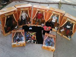 2000 Nsync Collectible Marionette Doll - Justin Timberlake By Living Toyz