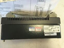 New Siemens Power Supply In-24v/4.2amp Out-30v/2.8amp Sitop 6ep1632-1al01-z Br