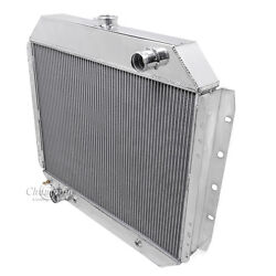 Champion Cooling Systems Cc433 Dr Aluminum Ford Radiator V8 Engine