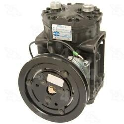 Factory Air by 4 Seasons New York 209210 Compressor w Clutch 58022