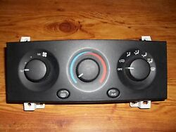 99-04 JEEP GRAND CHEROKEE HEATER CLIMATE CONTROL UNIT 03 02 01 LIMITED LAREDO
