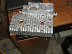 Chaparral Xenoah,440,340 Machined Cylinder Heads For Billet Inserts Long Studs