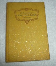 Homecoming Of The Lost Book The Black Cat Press Christmas 1939 Rare Limited Edt