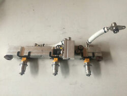 2003 Yamaha Hpdi 250 Hp 2 Stroke Outboard Fuel Rails And Injectors Freshwater Mn