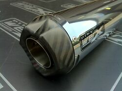 Suzuki Gsxr 600 K1 K2 K3 K4 K5 Stainless Steel Gpcarbon Outletrace Exhaust Can