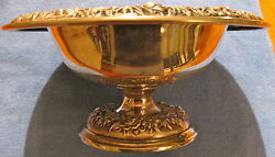 Sterling Silver S. Kirk And Son Repousse 32af 10 Bowl
