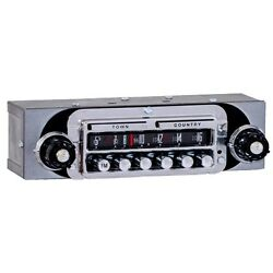 1956-57 Ford Thunderbird Town And Country Am/fm/ Bluetoothandreg Radio