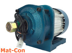 Planetary Gear Motor Gearbox E-motor 3kw-5kw 48v Bldc 120nm-180nm 600rpm Reverse