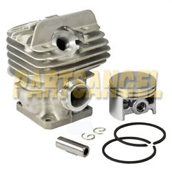 New 44mm Cylinder Piston And Ring Kit For Stihl 026 Ms260 026 Chainsaw Parts