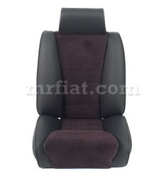 For Porsche 911 Sport S Model Sport Seat Perforated Leather W/ Corduroy New