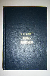 The Army Surgeon's Manual By William Grace. 1992 Reprint. Civil War Medical Dpt.
