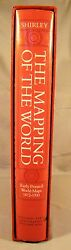 Rw Shirley. Mapping Of The World 1472-1700. First Ed 1983 Dj Color And Bandw Maps