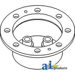 Compatible With John Deere Planetary Carrier L40041 2855n W/ Apl325 Axle2755