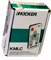 New Kicker 41kmlc Led Remote Controller For Kicker Marine Coaxials And Subwoofers