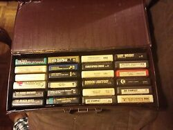 8 Track Tapes Bundle Package