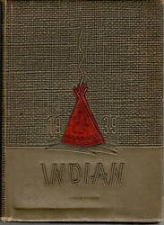 Anderson High School Indiana 1939 Indian Yearbook Annual Hs