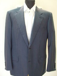 New Brioni Suit 100 Wool 44 Us 54 Eu Made In Italy Bri 9