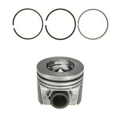 08-10 6.4l Ford Powerstroke Enginetech Piston With Rings 3962