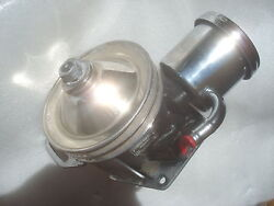 Mercedes 107 W108 115 116 Chrome Power Steering Pump Assembly Vickers 450sl 450