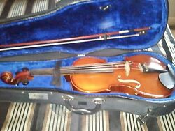 A Viola Aubert Made In France By Hoover Music Company.
