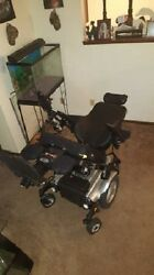 Permobil M300 power wheelchair 3G + Rear controls (scooter)
