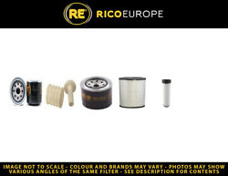 Filter Service Kit Air- Oil- Fuel Filters Fits Tractor 1465