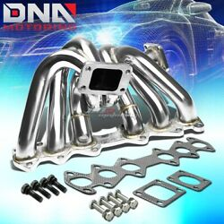 For 86-92 Supra 1jz-ge/gte T3 Performance Turbo Charger Manifold Exhaust Kit
