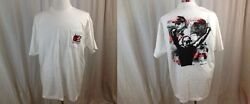 Vtg 90's Chase Authentics Dale Earnhardt 3 The Intimidator T-shirt Size L Nwt
