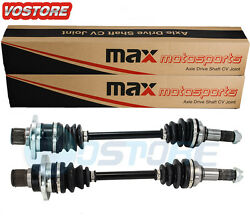Complete Rear Left And Right Cv Axles Set For Yamaha Grizzly 660 Yfm 660 2003-2008