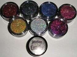 Cosmetic Holographic Eye Shadow Glitter Compares to 3D Glitter 5 gr. jar $5.00