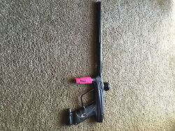 Dlx Luxe 2.0 Oled Paintball Gun Plus Gear