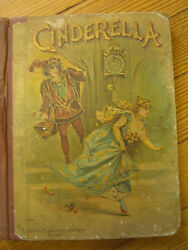 The Surprising Adventures Of Cinderella Or, The History Of A Glass Slipper- 1903