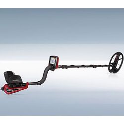 Makro Racer Metal Detector Pro Package With 2 Waterproof Search Coils And Extras