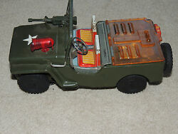 cragstan battery operated jeep fires caps