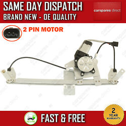 SMART FORTWO CABRIO 2004>07 FRONT LEFT SIDE ELECTRIC WINDOW REGULATOR WITH MOTOR