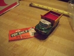 ideal gift mint tin friction tin toy truck