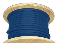500and039 2/0 Awg Welding Cable Blue Adaptable Outdoor American Wire