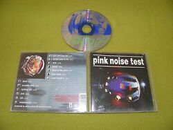 Pink Noise Test - Plasticized - RARE 1997 CD Shoegazer Indie Experimental