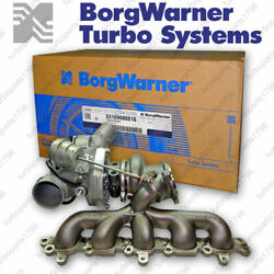 Tuning Turbolader 1575123 30757645 Ford Focus 2 Ii Rs 360ps Jzda 9m5n-6k682-aa