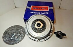 New Heavy Duty Borg And Beck 3 Piece Clutch Kit W Roller Release Bearing Mgb