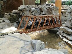 g gauge 1 20 scale model train bridge 48