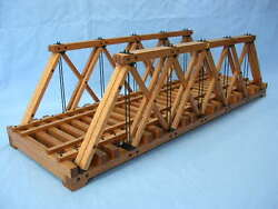 g gauge 1 20 scale model train bridge 27 7