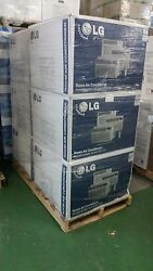 Lot of 6 LG LW1815HR 18000BTU Window Air Conditioner Cooling & Heating Remote