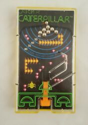 1983 tomy pocket games catch a caterpillar