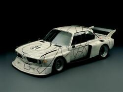 Bmw Art Car 118 Frank Stella 3.0 Csl Minichamps
