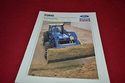 Ford Tractor 7209 7210 7410 7412 7413 Loader Dealers Brochure Dcpa4