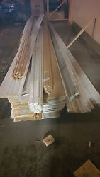 Huge Lot Of Moulding 7 Different Styles