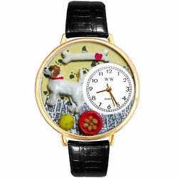 Jack Russel Terrier Watch w Personalized Miniature Gifts